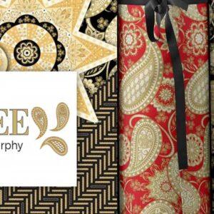 Bernina 125 Anniversary Fabrics!