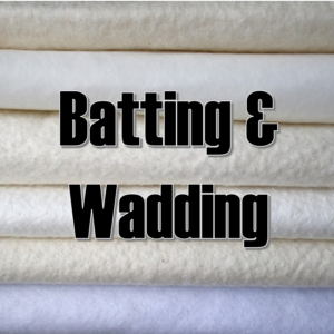 Batting & Wadding