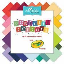 Confetti Cottons